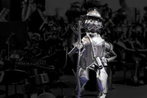 tin Soldier made from metal