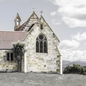 St Joseph's Church old stone church