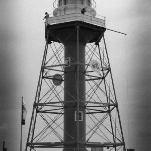 Old light house from Port Adelaide