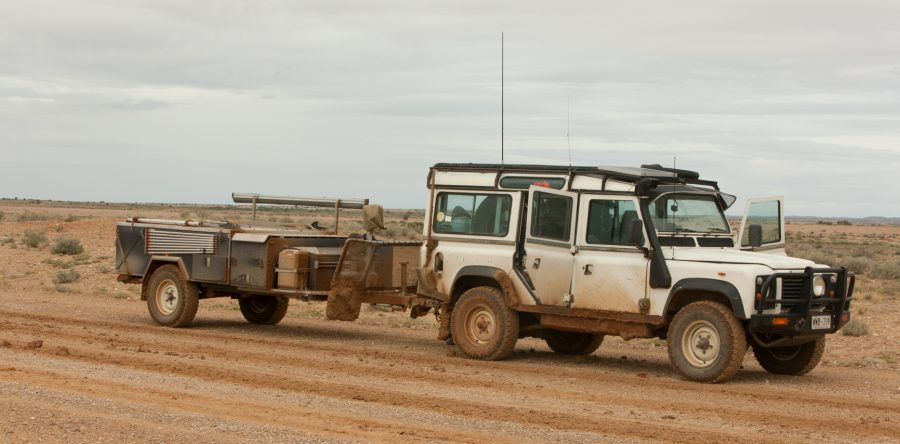 Long way to Coober Pedy