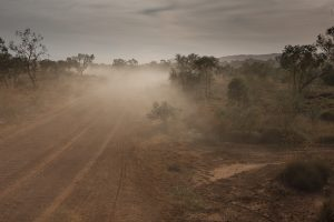 early morning Kimberly Dust